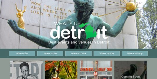 detroit by .
