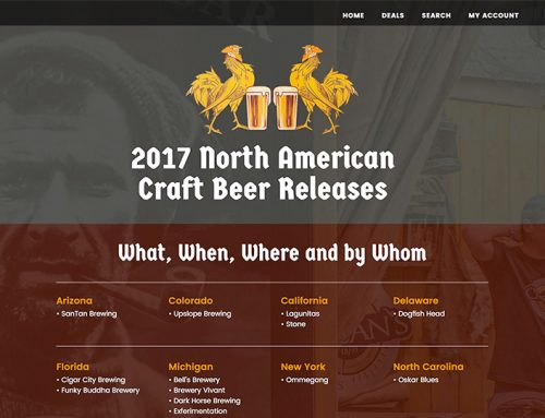 North American Craft Beer Releases